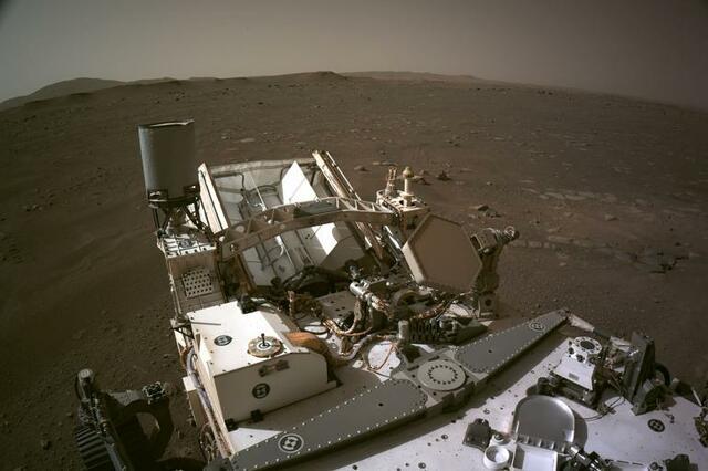Rumbo a Marte