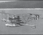 The first plane to cross the Atlantic Ocean