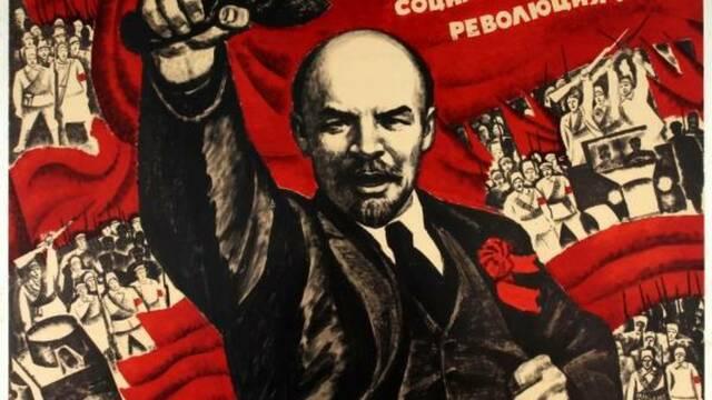 REVOLUCIÓ RUSSA OCTUBRE 1917