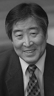 El antropólogo Kim Seung-Og