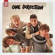 """First album of the band called """"Up All Night'"""