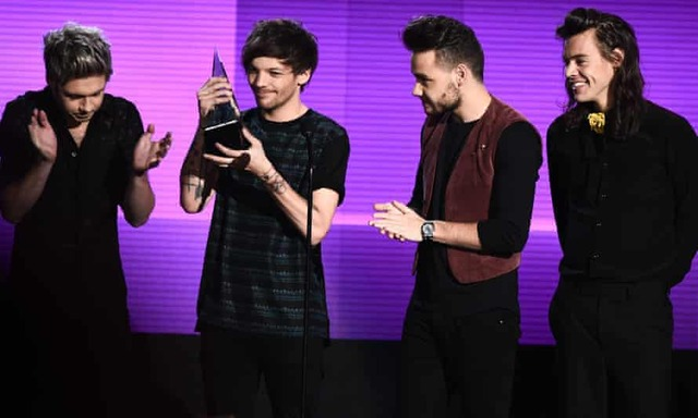 The group recived The American Music Award for Artist of the Year