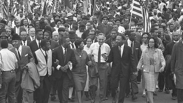 """The Selma to Montgomery March: """"Bloody Sunday"""""""