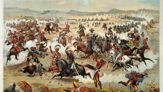 American Indian war
