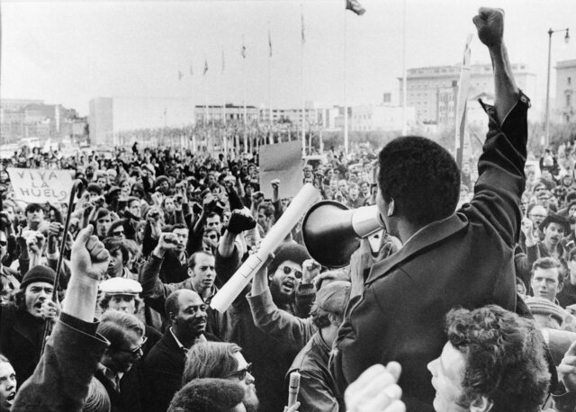 Third World Liberation Front, Student Strikes