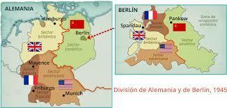 Guerra fría ( Crisis de Berlín)