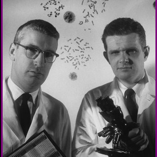 Peter Nowell (1928-2016) y David Hungerford (1927-1993)