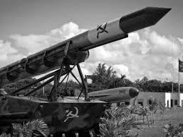 Instalación de misiles soviéticos