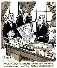War Powers Resolution