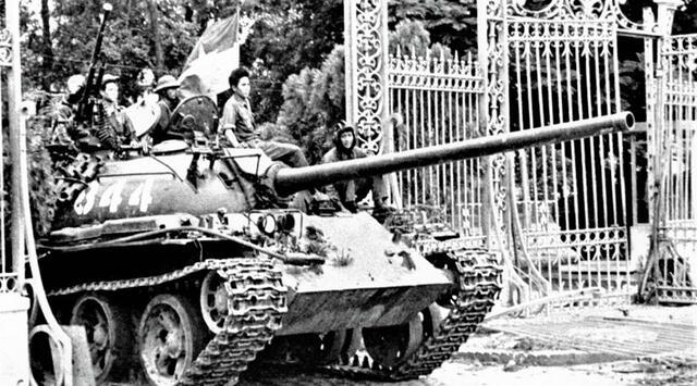 Vietnam invadió la Kampuchea