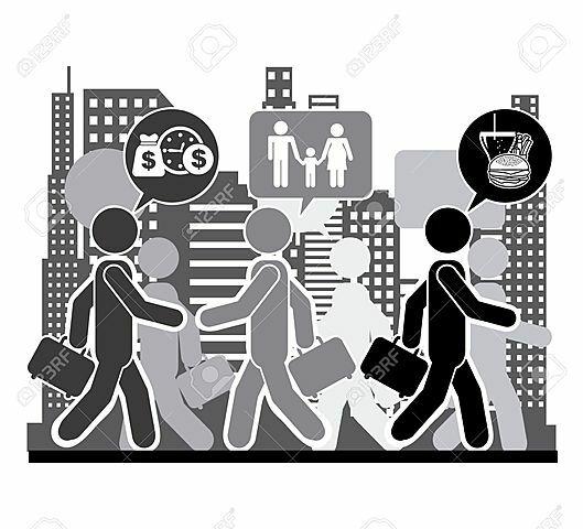 La propiedad en la producción global (Actividad Humana)