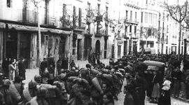 Guerra civil espanyola (1936-1939) timeline