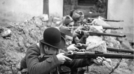 Eix cronologic de la Guerra Civil Española timeline