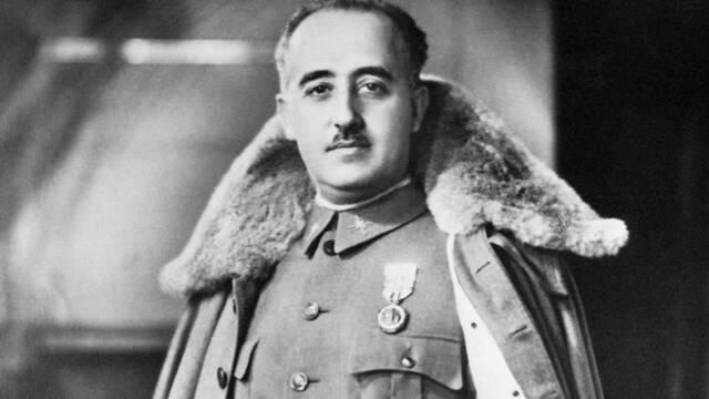 Franco Cap de l'Estat