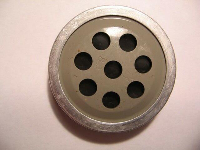 Micròfon de carbó (Edison)