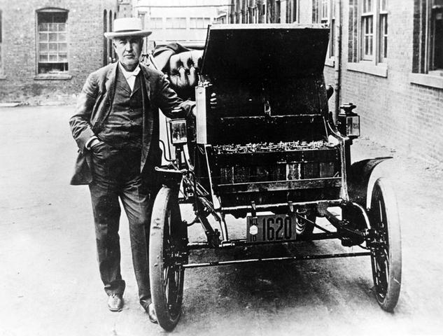 Vehicle elèctric (Edison)