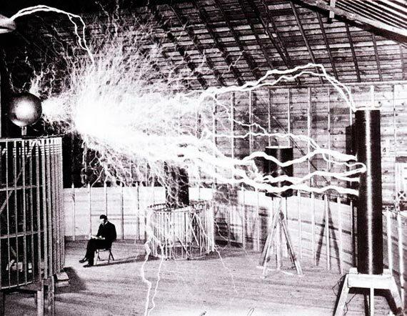 Transmissor amplificador (Tesla)