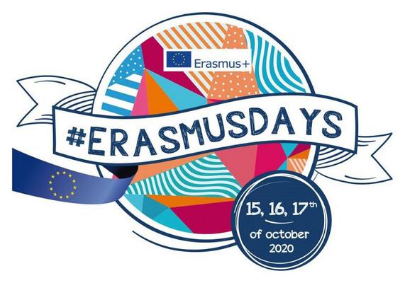 Erasmus Days: 15/16/17 October