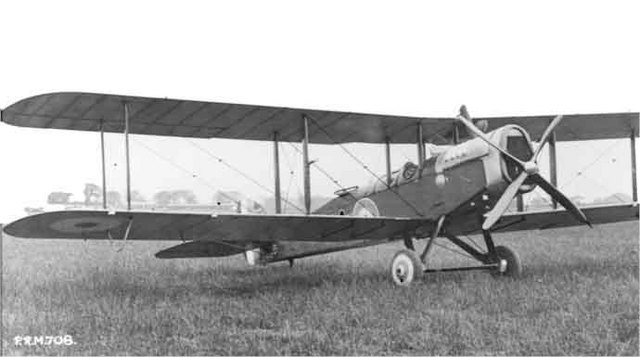 Production Begins On The Airco DH4