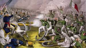 The Mexican/American War