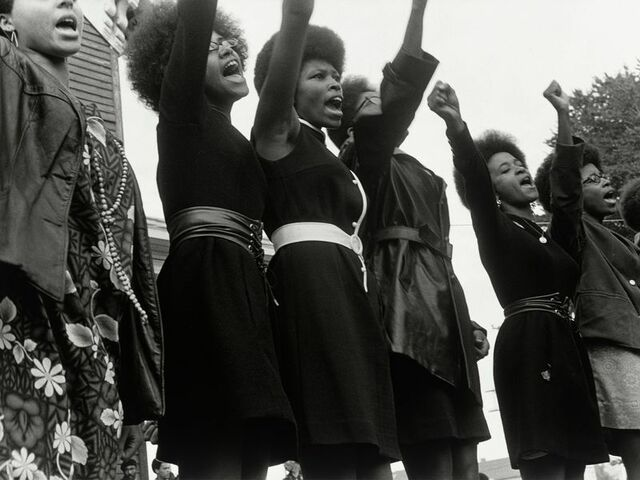 Black Panther Party founded in Oakland, CA