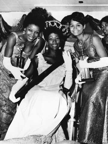 First Miss Black America Pageant