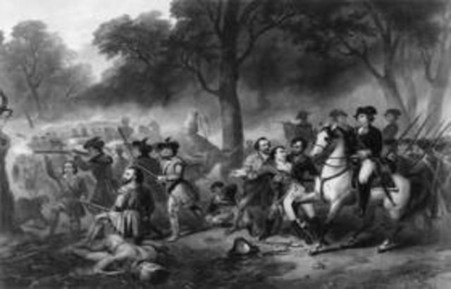 Battle of Monongahela