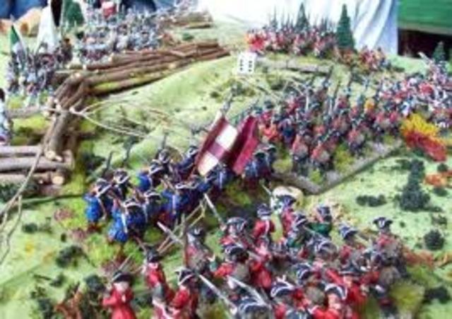 Battle of Ticonderoga