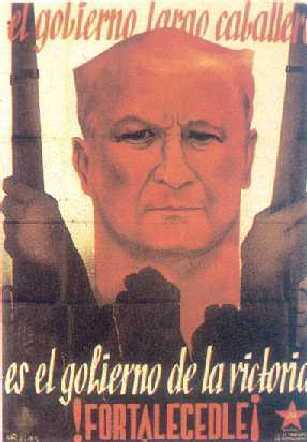Govern de Largo Caballero