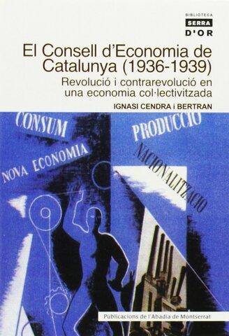 Es crea el Consell d'Economia de Catalunya