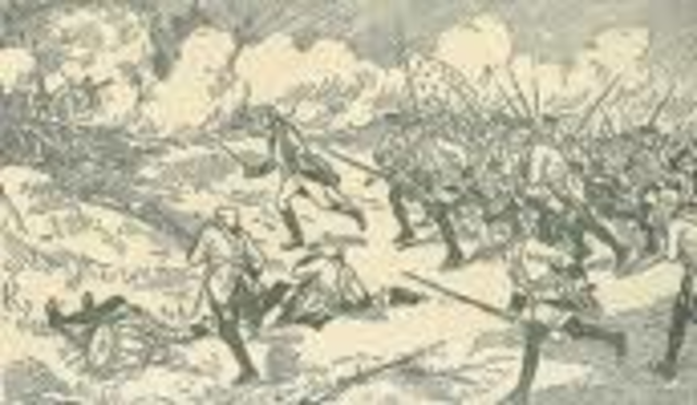 Battle of Ste Foy