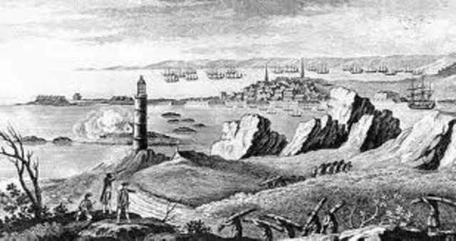 Siege of Oswego