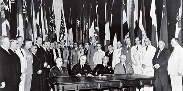 nascita dell'ONU
