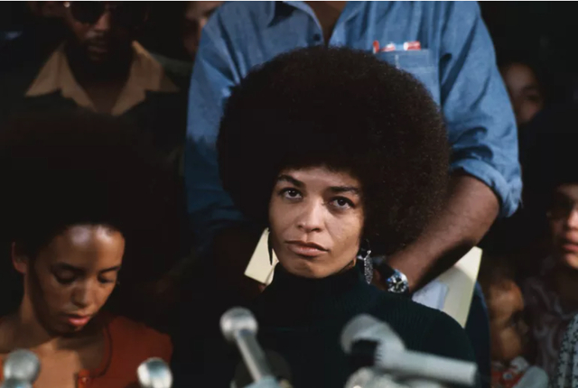 Angela Davis acquitted of all charges for murder and conspiracy