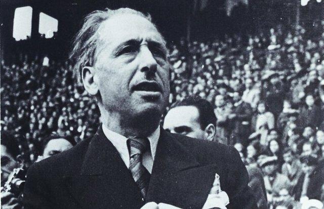 Nou President de la Generalitat
