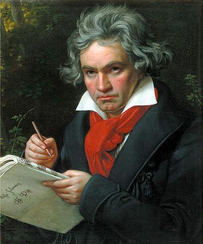 Nascita Beethoven