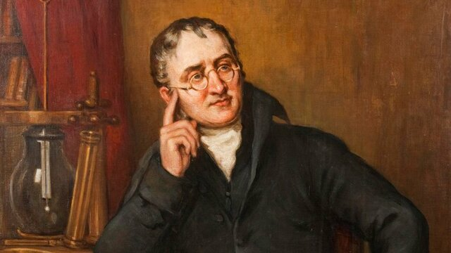 Nascita John Dalton