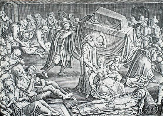 La Medicina a l'Edat Mitjana ( 400 - 1400 d.C.)