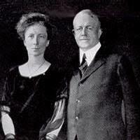 Lilian y Frank Gilberth