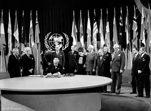 La nascita dell'ONU