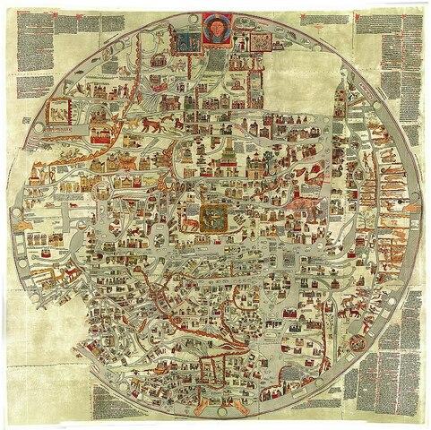 Carte d'Ebstorf