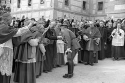 Vaticà amb Franco