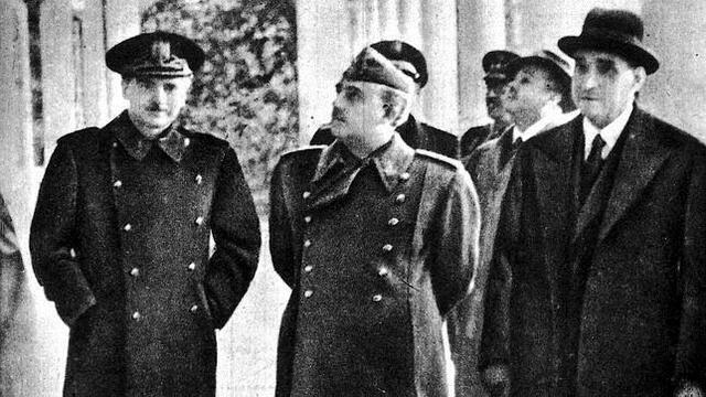 Salazar reconeix Govern de Burgos