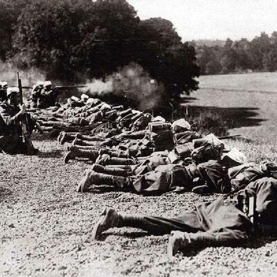 I Maailmasõja algus (01.08.1914) kuni Vabadussõja algus (28.11.1918) timeline
