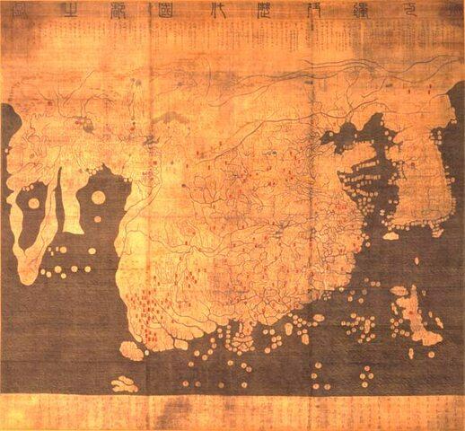 carte Kangnido