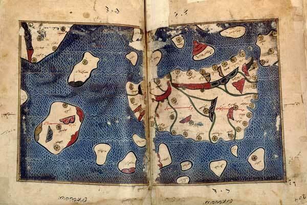 La géographie de Al-Idrisi
