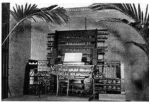 Creation of the Telharmonium (Dynamophone)
