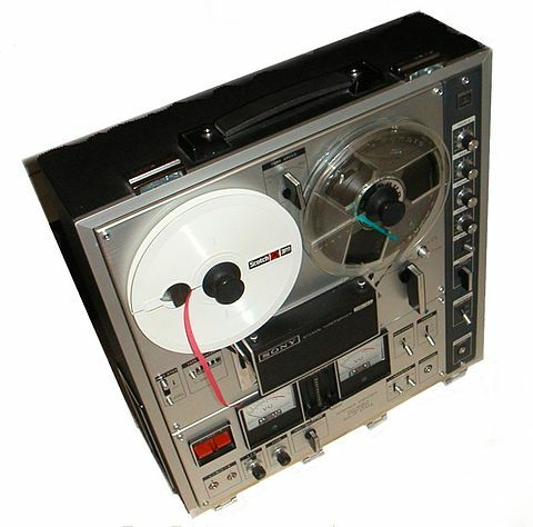 Creation of the audio tape recorder
