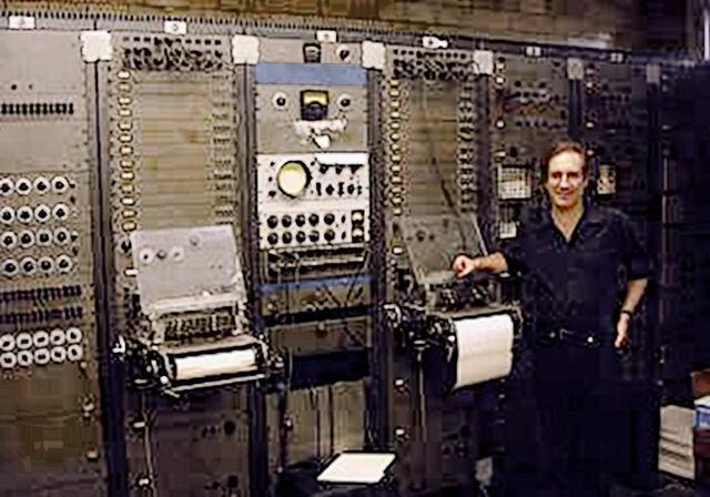 RCA Mark II Sound Synthesizer
