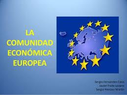 comunidad Económica Europea